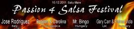 Passion4Salsa Minifesztivál