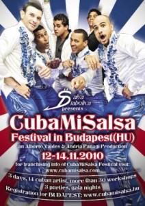 CubaMiSalsa 2010