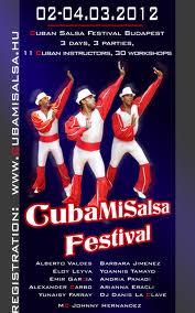 CubaMiSalsa 2012