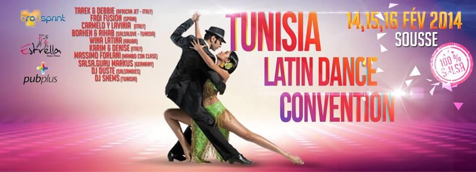 Tunisia LATIN DANCE Convention