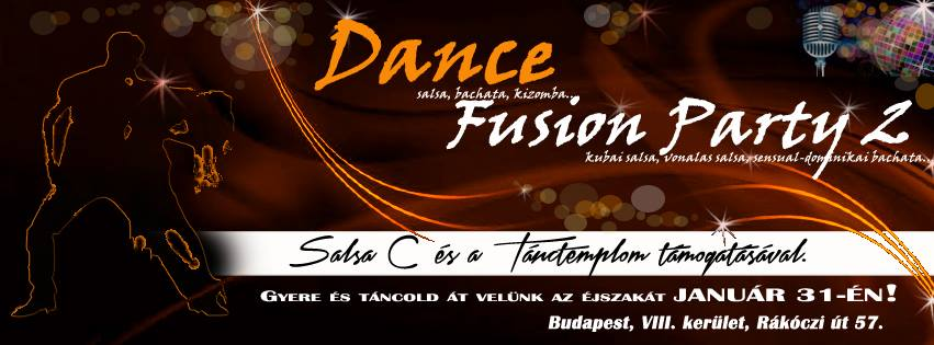 Dance Fusion Party