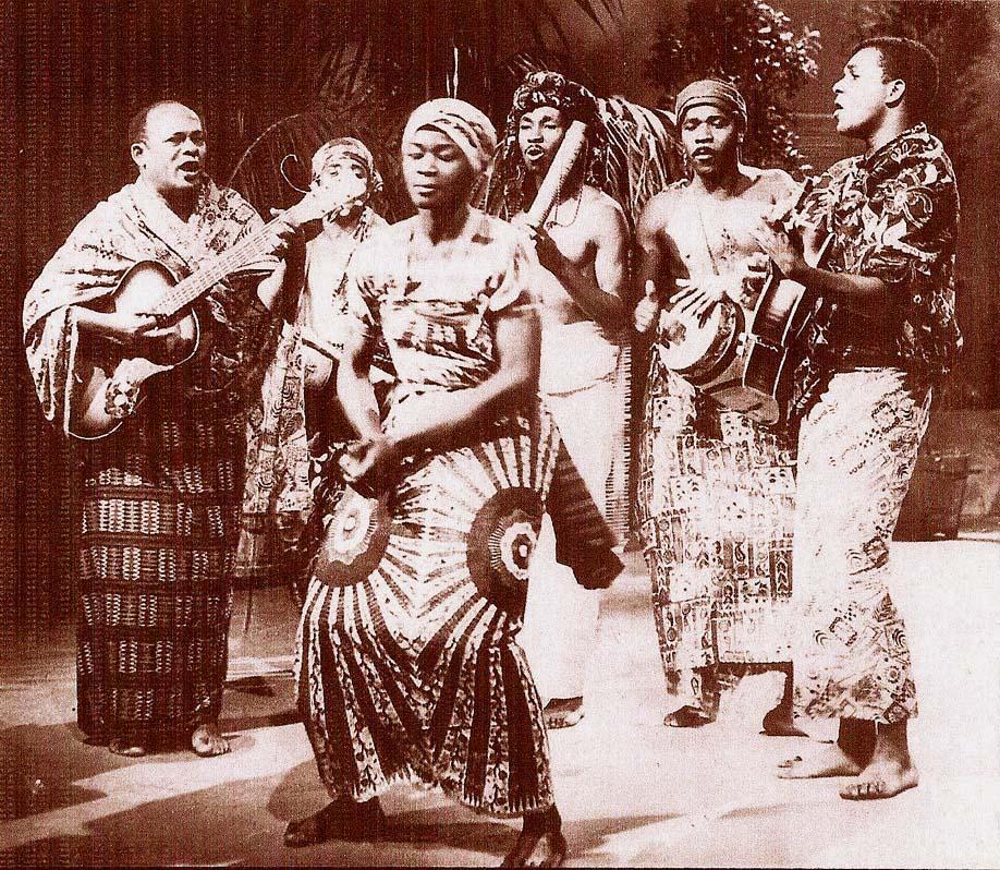 Ngola Ritmos nevű zenekar - 1965