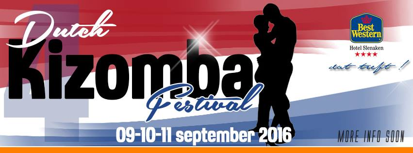 Dutch kizomba festival 2016