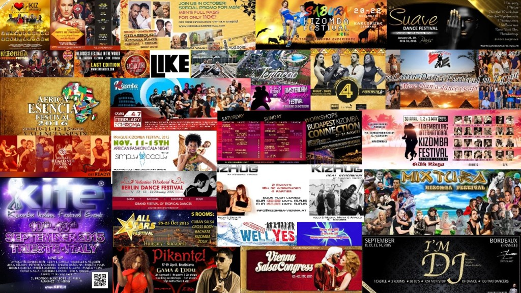 Kizomba festivals with discount